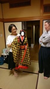 160826人形劇指導 吉田和生様